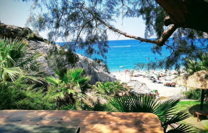 Южный берег Крита