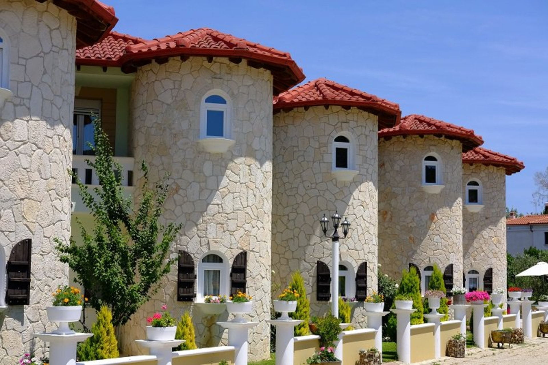 Cottages in Crete