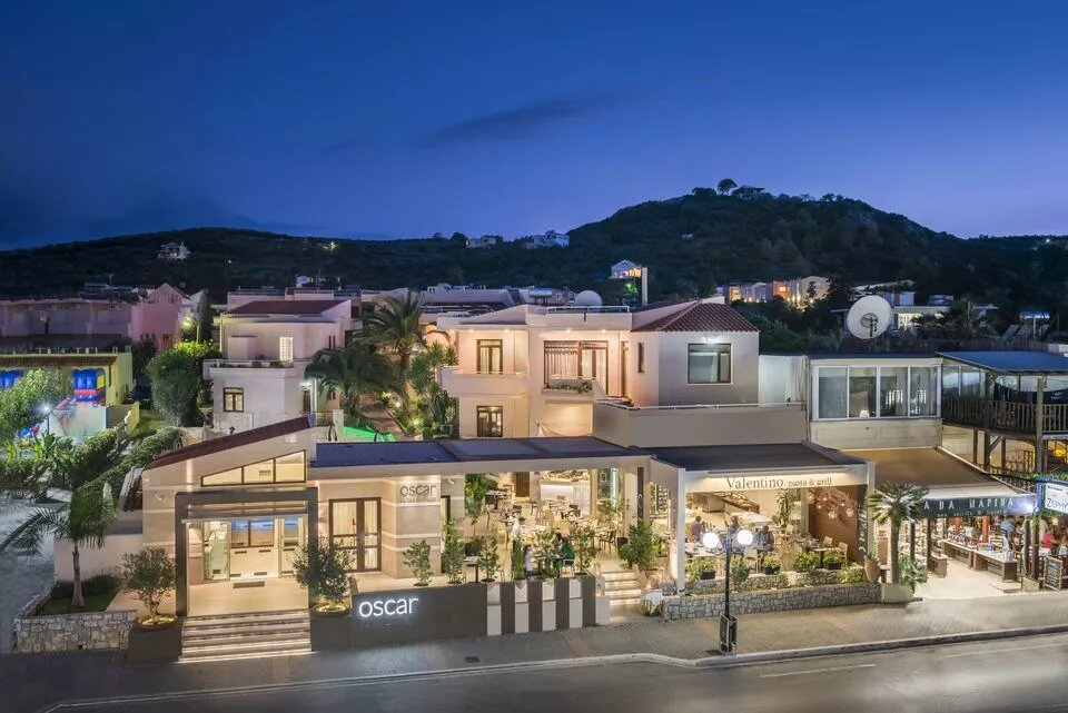 Oscar Suites & Village 4*