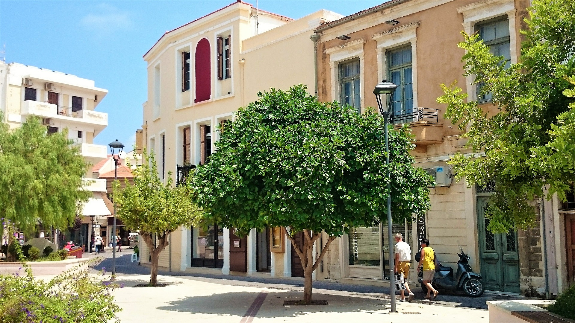 Sightseeing tours in Crete