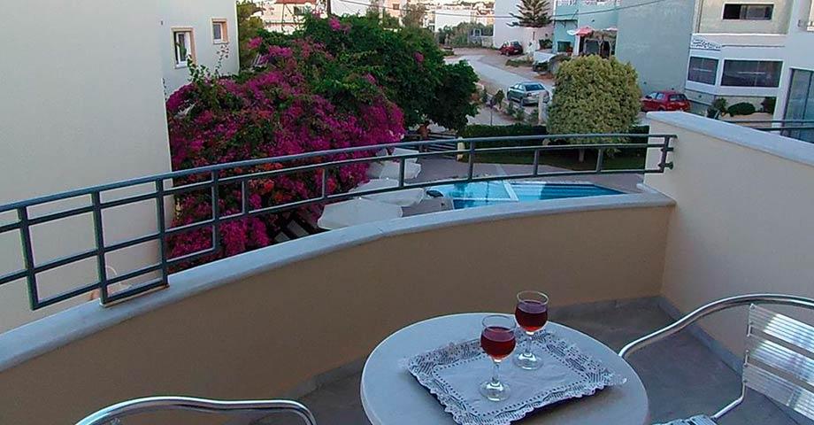 Yakinthos Hotel Chania 3* (изобр. 3)
