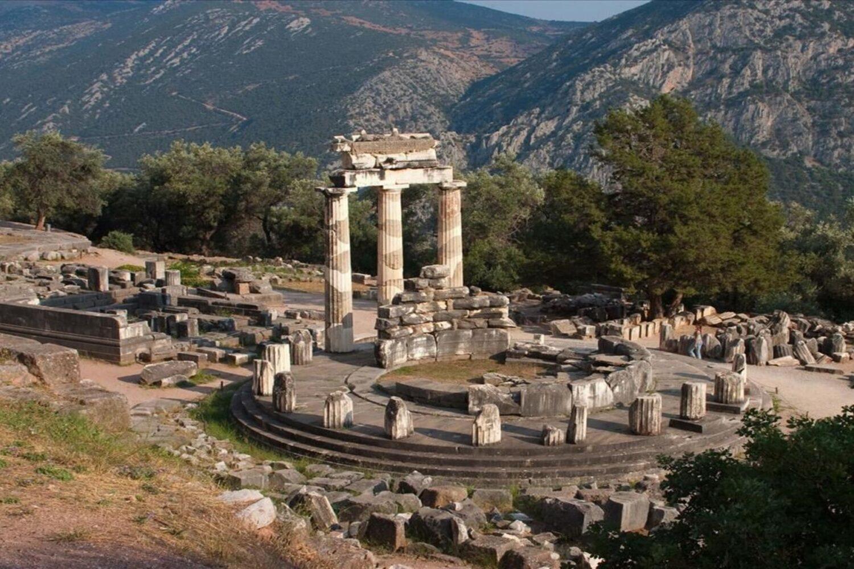 Афины - Нафплио - Метеоры