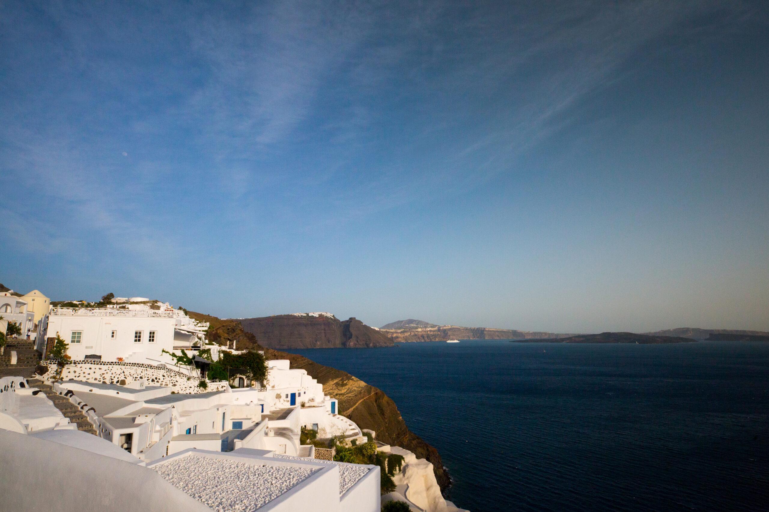 Круиз по островам Греции