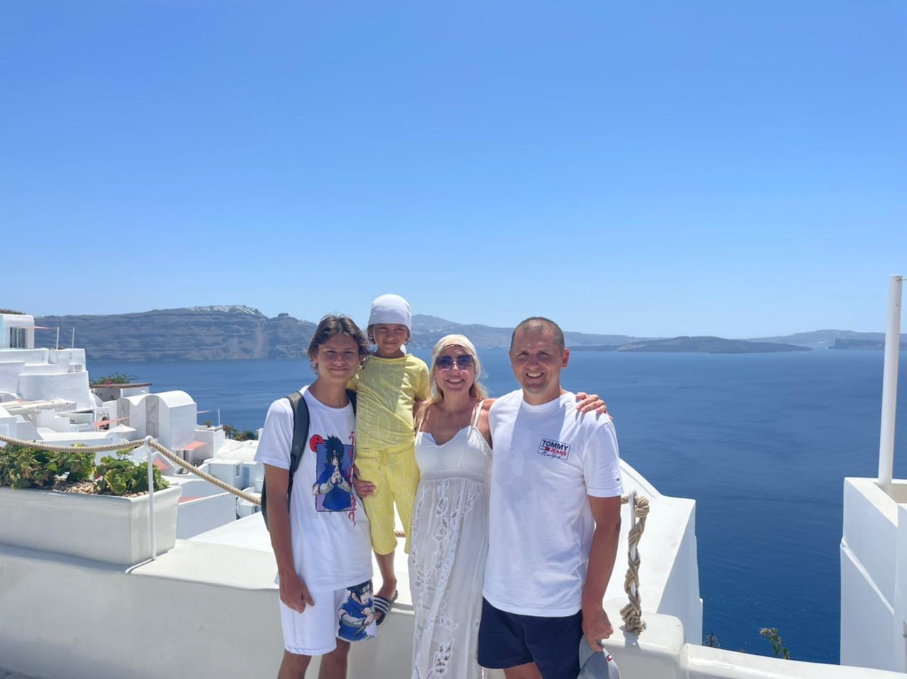 Экскурсия на Санторини из Ханьи и Ретимно