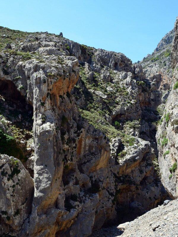 Ущелья Крита