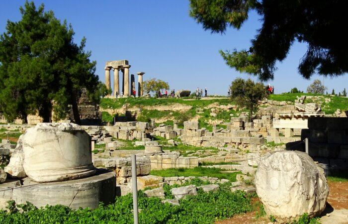 Тур Античная Греция