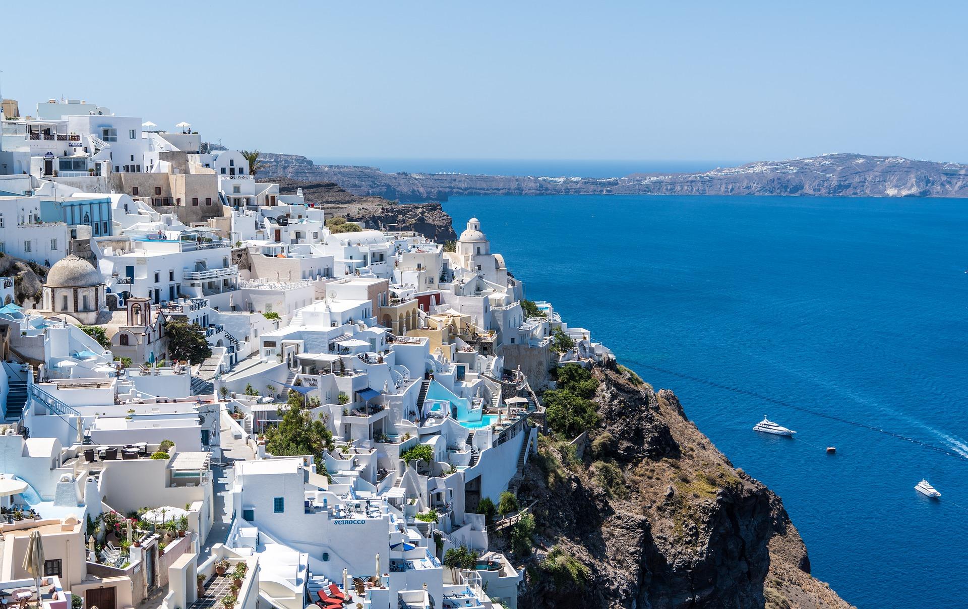 Тур по островамГреции