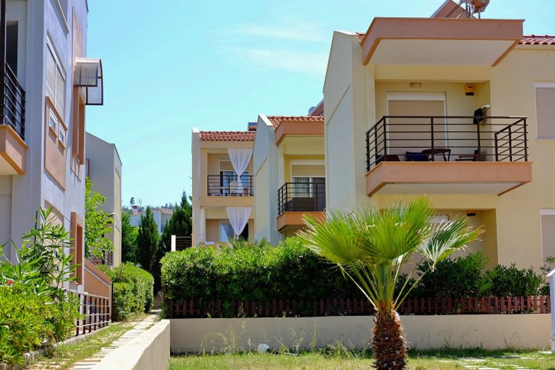 Apartments in Crete