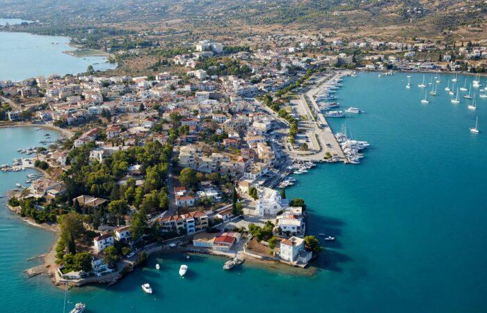 Афины - Порто Хели
