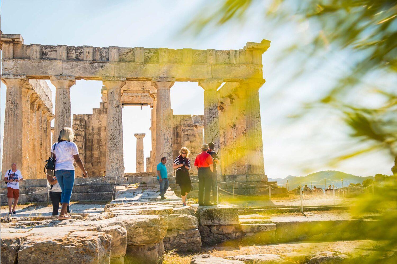 Однодневный круиз из Афин